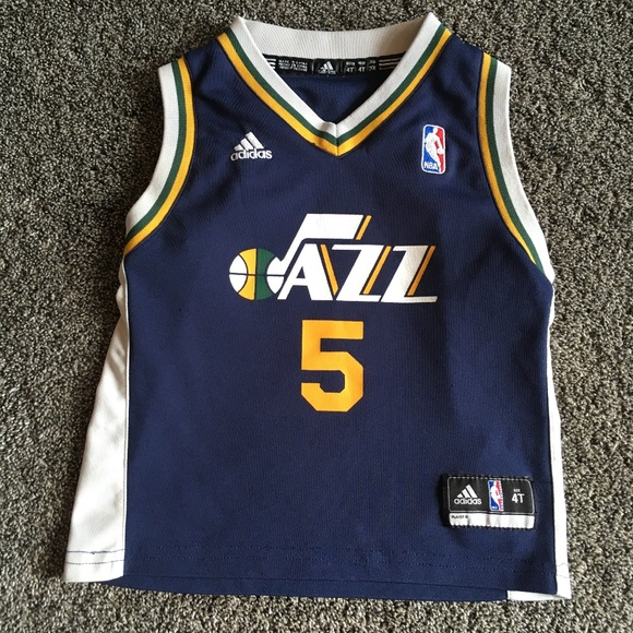 huge discount 0cd0a f6373 Kids Utah Jazz Basketball Jersey